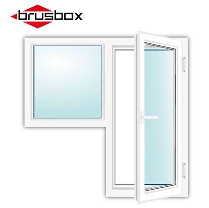 Изображение Балконный блок Brusbox