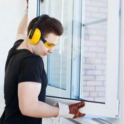 Изображение Замена глухого окна на открывающеясе
